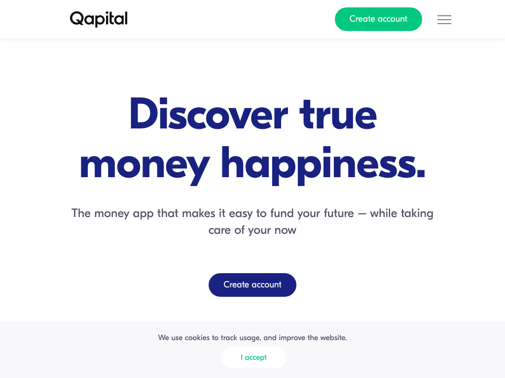 qapital coupon codes