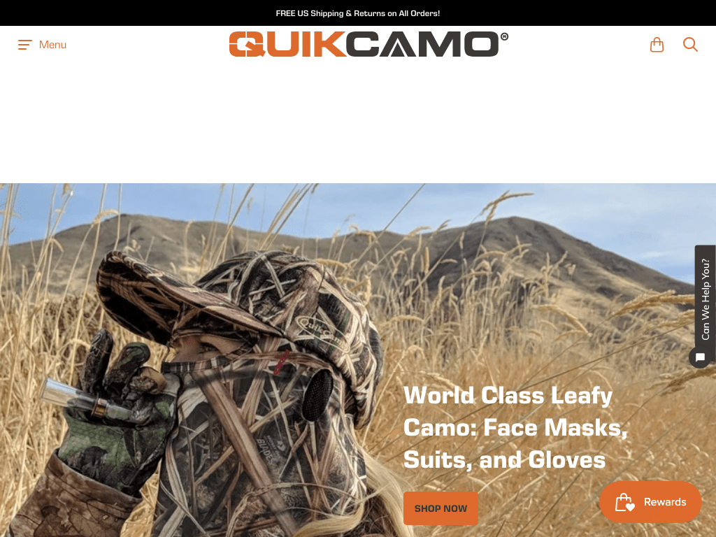 quikcamo coupon codes