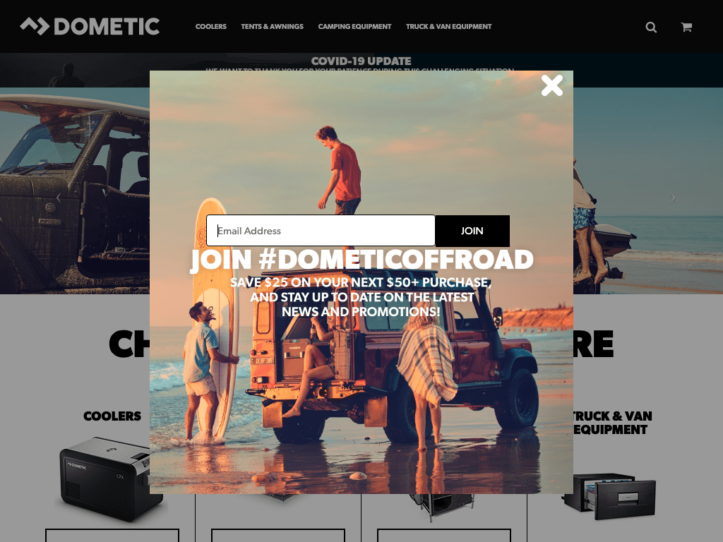 dometic coupon codes