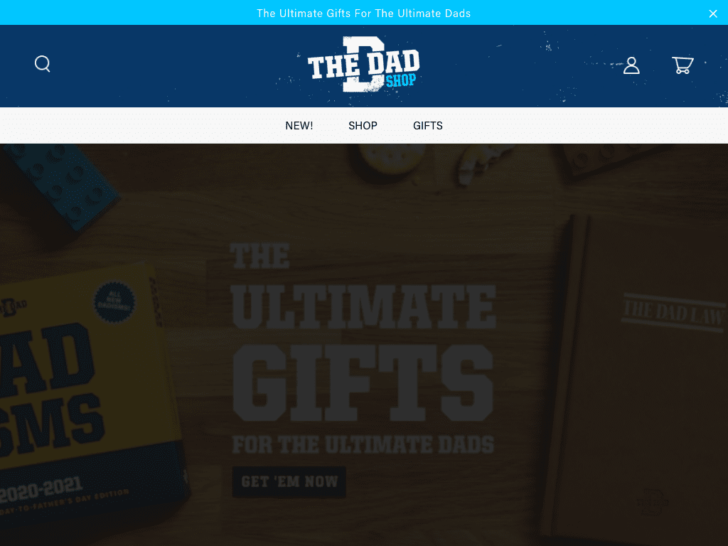 thedad coupon codes