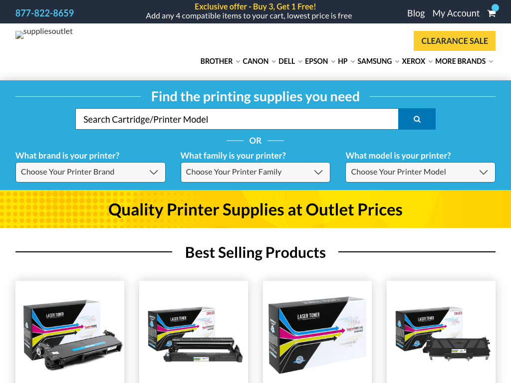 SuppliesOutlet coupon codes