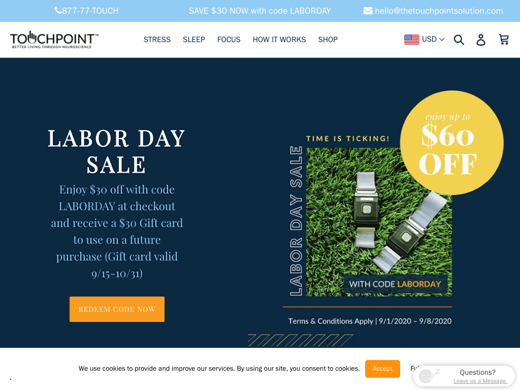 thetouchpointsolution coupon codes
