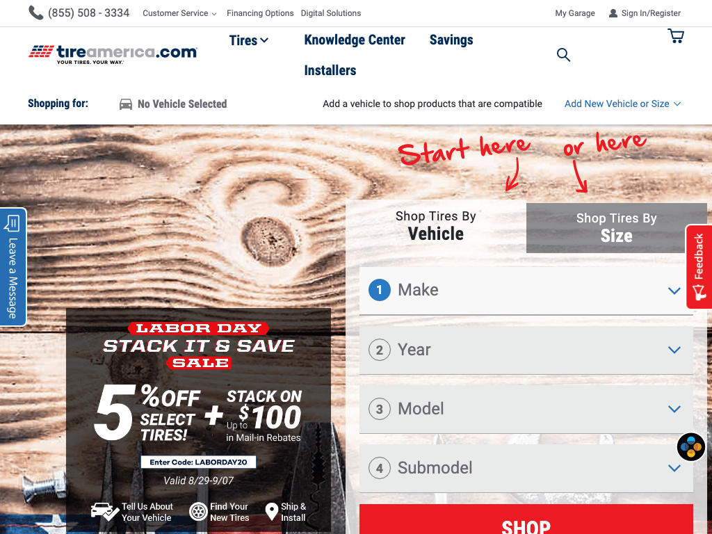 Tire America coupon codes