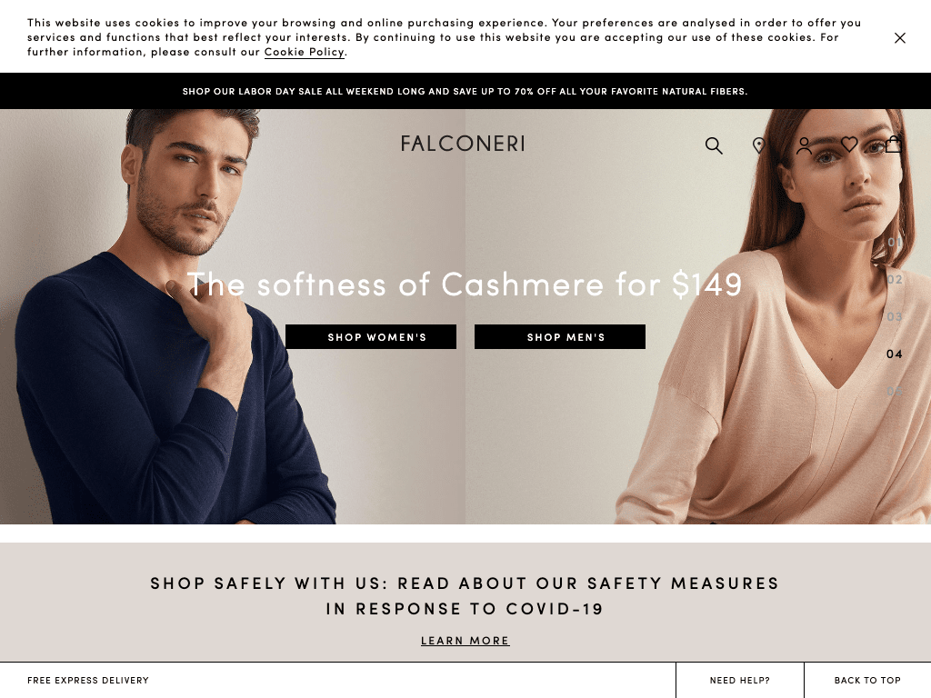 Falconeri coupon codes