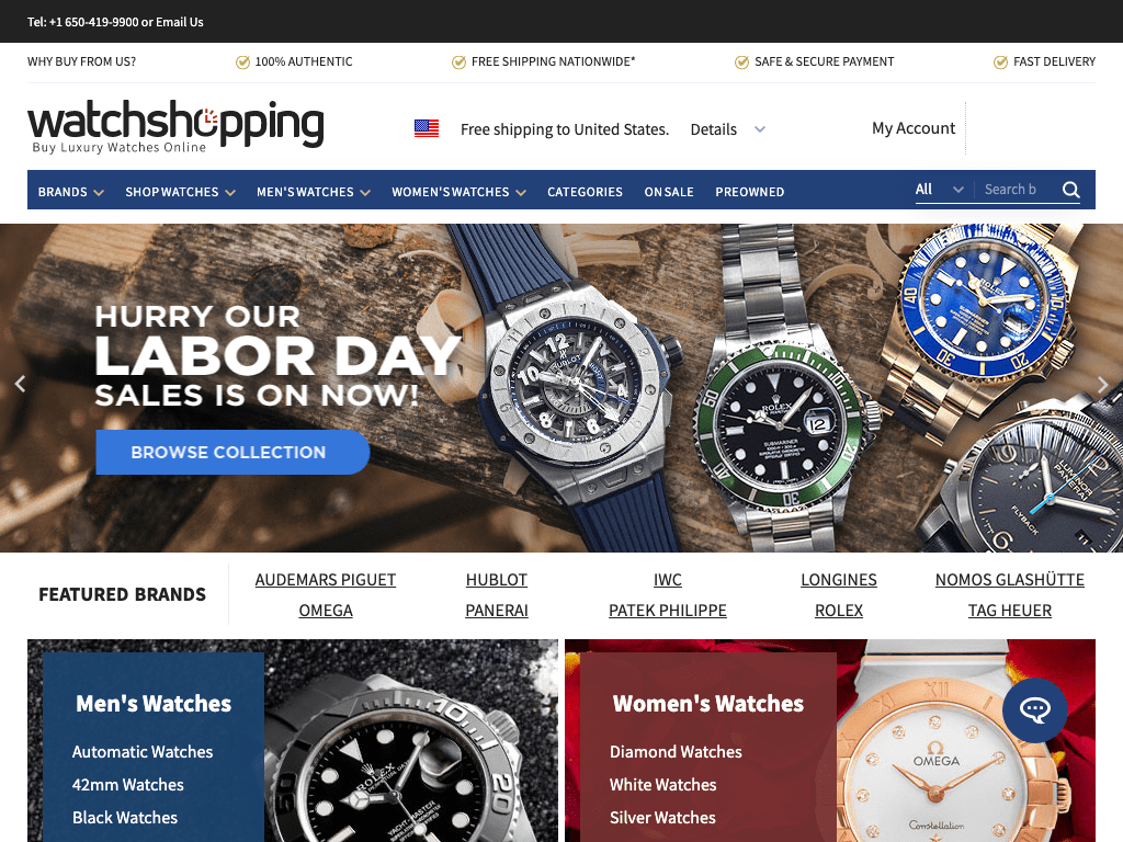 Watchshopping.com coupon codes