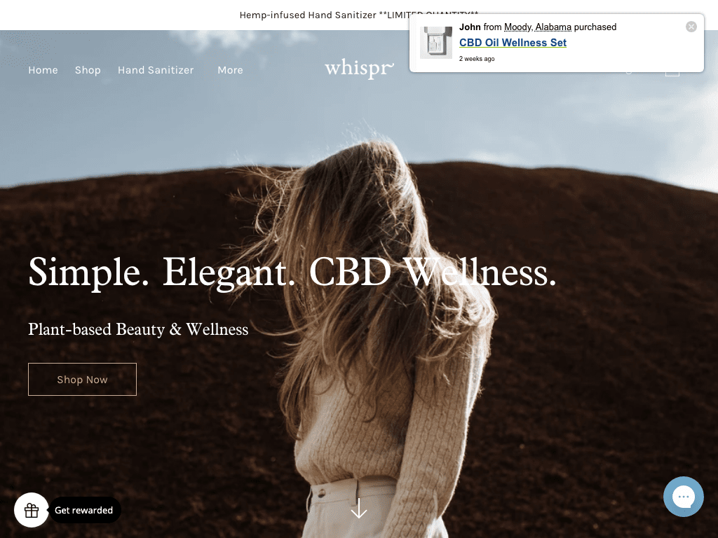 whisprcbd coupon codes
