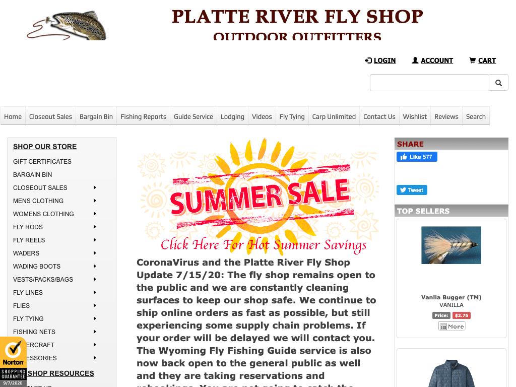 Wyoming Fly Fishing coupon codes