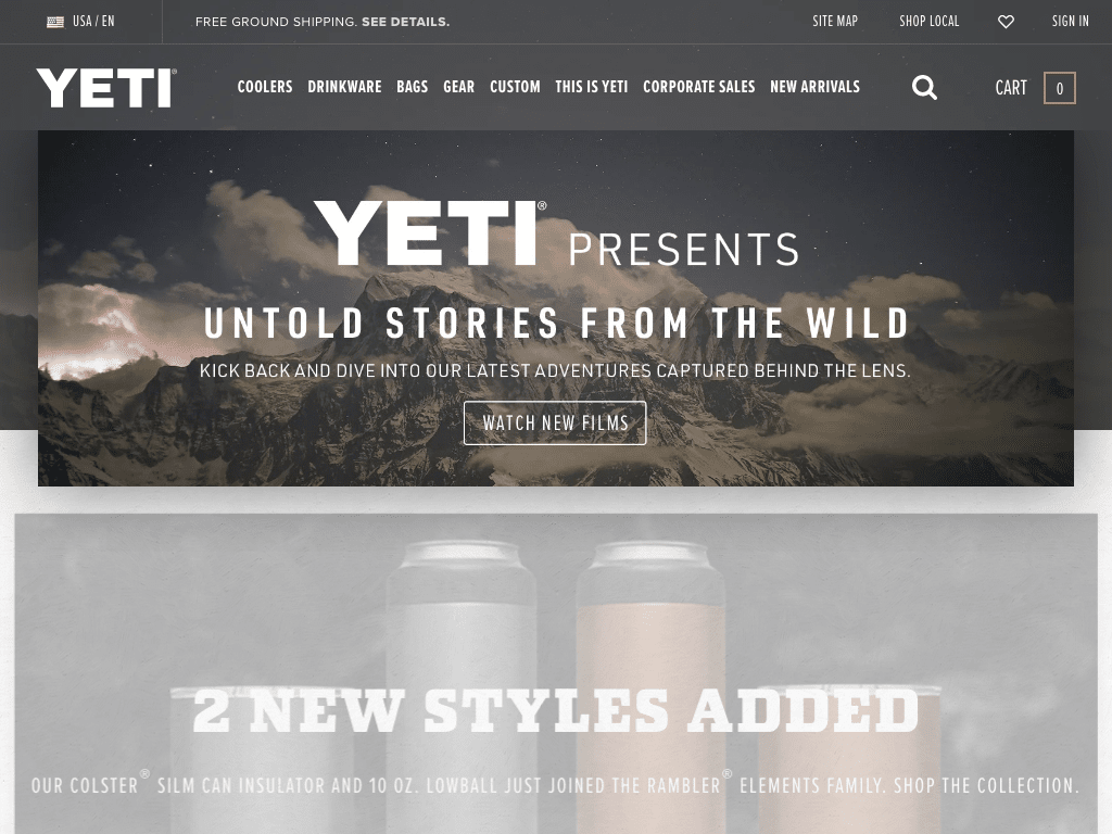 YETI coupon codes
