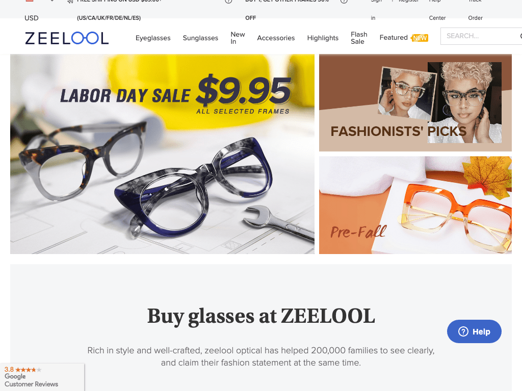 zeelool coupon codes